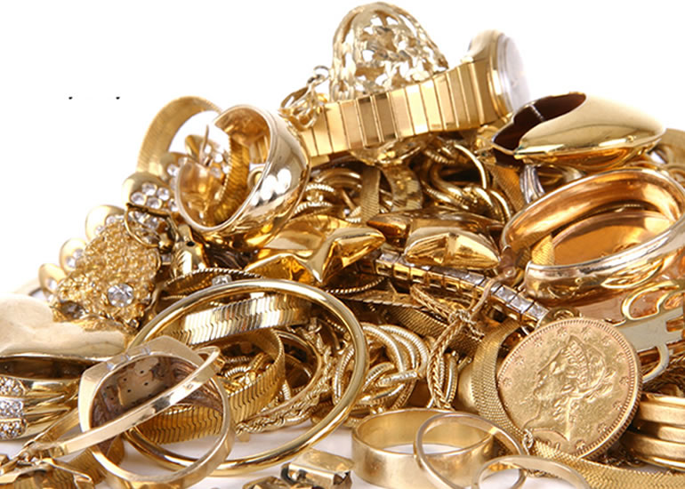 We Buy Scrap Gold