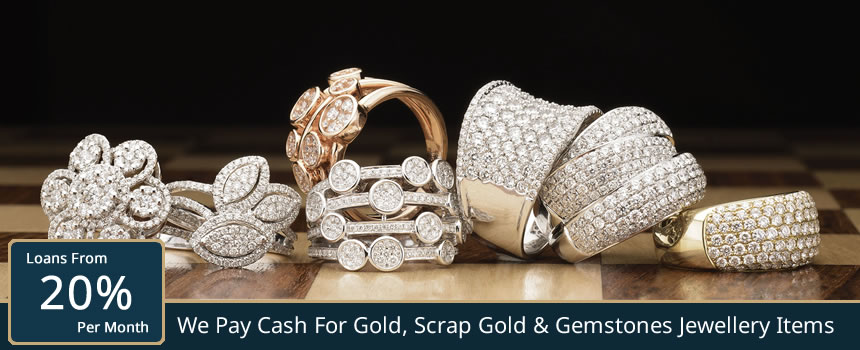 Casino Pawnbrokers Buy Jewellery